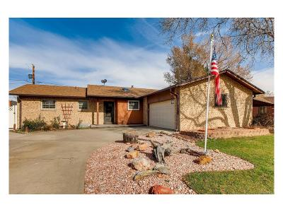Arvada Single Family Home Active: 8351 West 70th Avenue