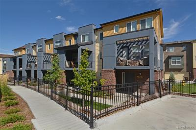 Broomfield County Condo/Townhouse Active: 11247 Colony Circle