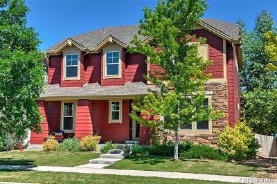 Broomfield Single Family Home Active: 14230 McKay Park Circle