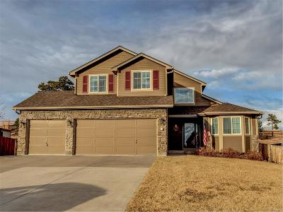Parker Single Family Home Under Contract: 23919 Broadmoor Place