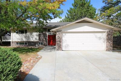 Centennial Single Family Home Active: 5635 East Maplewood Avenue
