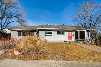 Colorado Springs Single Family Home Under Contract: 1018 Morning Star Drive