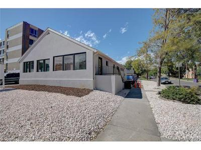 Denver Multi Family Home Active: 1169 Colorado Boulevard