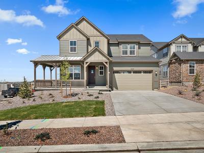 Littleton Single Family Home Active: 9541 Palmer Lake Avenue