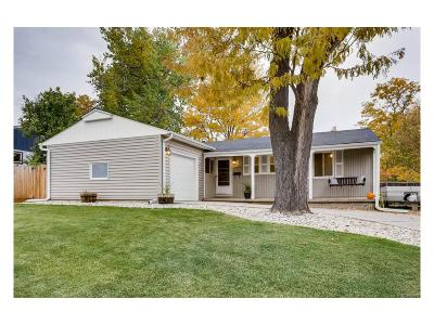 Single Family Home Under Contract: 3057 South Kearney Street