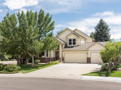 Arvada Single Family Home Under Contract: 6796 Salvia Court