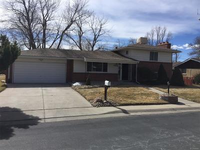 Arvada Single Family Home Under Contract: 8650 West 69th Place