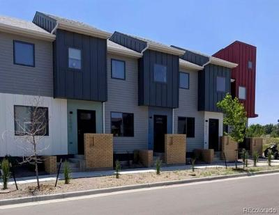 Arvada Condo/Townhouse Active: 15102 West 69th Place