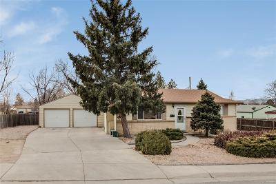 Westminster Single Family Home Active: 4690 West 76th Avenue