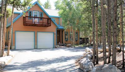 Leadville Single Family Home Under Contract: 639 Baby Doe Drive