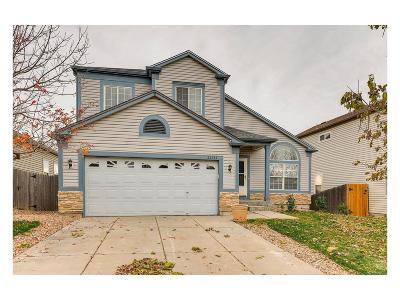 Aurora CO Single Family Home Active: $399,950