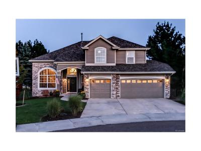 Castle Pines CO Single Family Home Active: $685,000