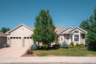 Castle Pines Single Family Home Active: 545 Leicester Lane