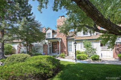 Aurora Single Family Home Active: 991 South Evanston Circle