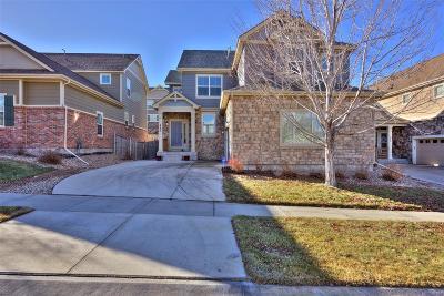 Arapahoe County Single Family Home Active: 5577 South Buchanan Street