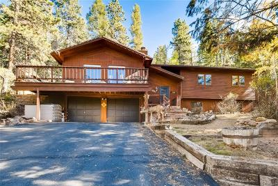 Woodland Park Single Family Home Active: 1003 Kings Crown Road