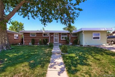 Mar Lee Single Family Home Under Contract: 1635 South Perry Street