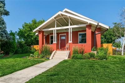 Single Family Home Under Contract: 3965 South Lincoln Street