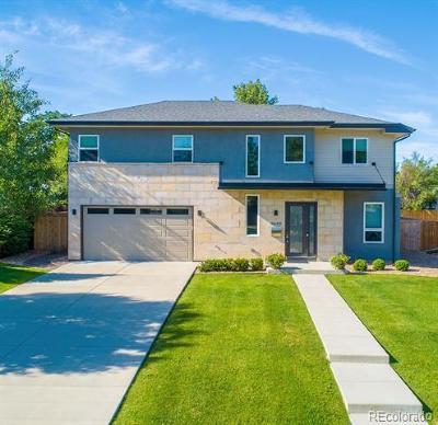 Single Family Home Active: 4644 East Dartmouth Avenue