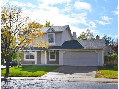 Single Family Home Sold: 17152 East Stanford Avenue