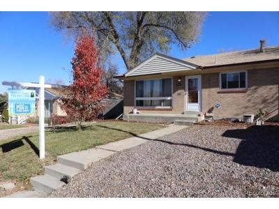 Northglenn Single Family Home Under Contract: 10464 Grant Drive