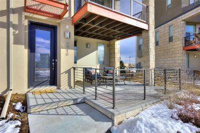 Denver Condo/Townhouse Under Contract: 4940 Valentia Court