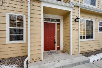 Highlands Ranch Condo/Townhouse Under Contract: 9442 Carlyle Park Place
