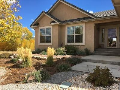 Salida Single Family Home Under Contract: 3 Silver Spruce Drive
