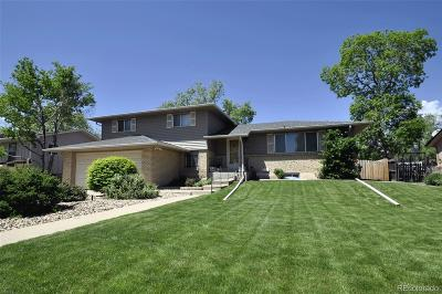 Single Family Home Active: 455 South Iris Court