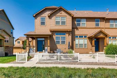 Castle Rock Condo/Townhouse Under Contract: 3606 Tranquility Trail