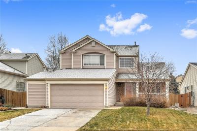 Thornton Single Family Home Active: 13128 Columbine Way