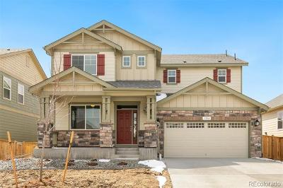 Broomfield Single Family Home Active: 1264 West 170th Place