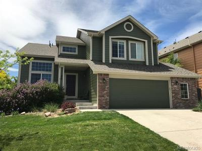 Castle Rock Single Family Home Active: 359 Cherry Street
