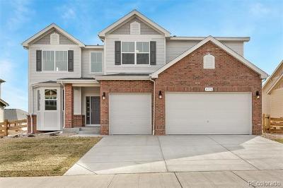 Arvada Single Family Home Active: 8752 Crestone Street