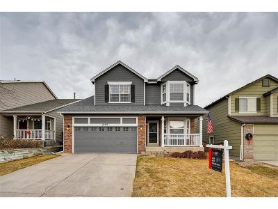 Highlands Ranch Single Family Home Under Contract: 10319 Ravenswood Lane