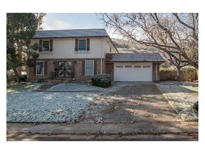 Lakewood Single Family Home Active: 1041 South Foothill Drive