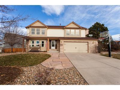 Colorado Springs Single Family Home Active: 8860 Estebury Circle