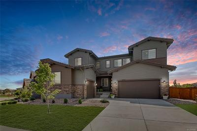 Parker Single Family Home Active: 13779 Night Owl Lane