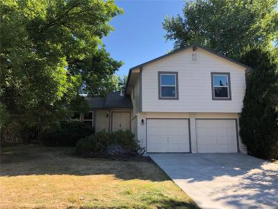 Littleton Single Family Home Under Contract: 6430 South Saulsbury Street