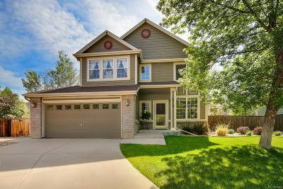 Thornton Single Family Home Active: 14716 Josephine Street