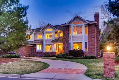 Aurora, Centennial, Denver, Englewood, Greenwood Village, Littleton, Arvada, Broomfield, Edgewater, Evergreen, Golden, Lakewood, Westminster, Wheat Ridge Single Family Home Active: 5360 Preserve Parkway