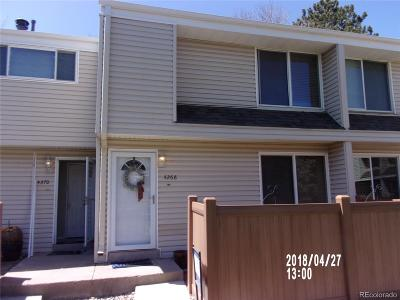 Centennial Condo/Townhouse Active: 4268 East Maplewood Way