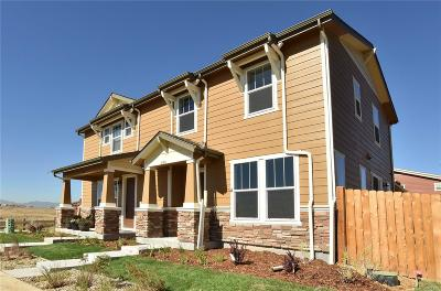 Broomfield Condo/Townhouse Active: 16418 Zuni Place