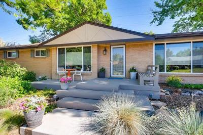 Centennial Single Family Home Under Contract: 2853 East Caley Avenue
