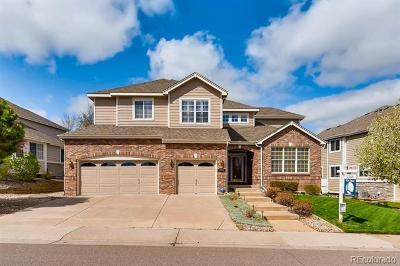 Douglas County Single Family Home Active: 10265 Carriage Club Drive