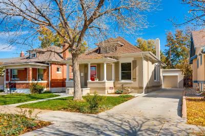 Single Family Home Under Contract: 1770 South Lincoln Street