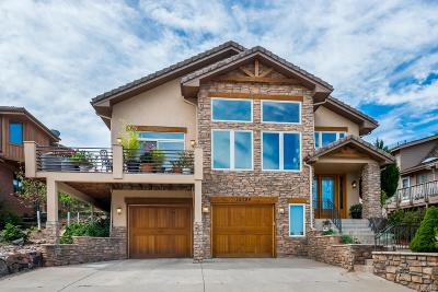 Morrison Single Family Home Under Contract: 15784 West Wedge Way