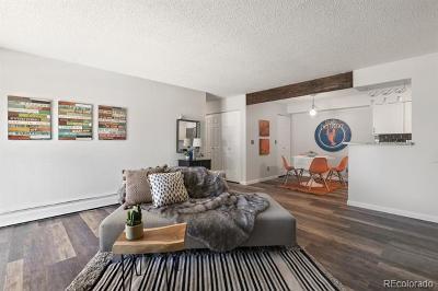 Denver Condo/Townhouse Active: 10150 East Virginia Avenue #1-102