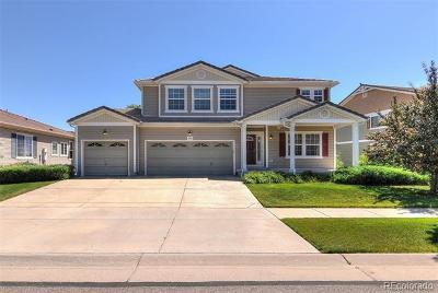 Denver Single Family Home Active: 5366 Malta Street