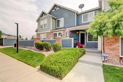 Broomfield Condo/Townhouse Under Contract: 13900 Lake Song Lane #T5